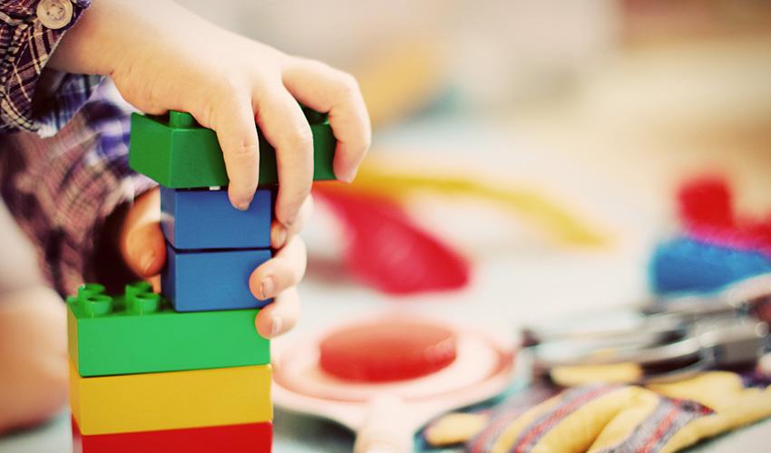 attività in casa con i bambini