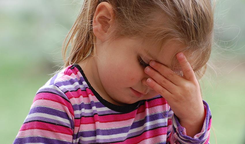 frustrazione nei bambini