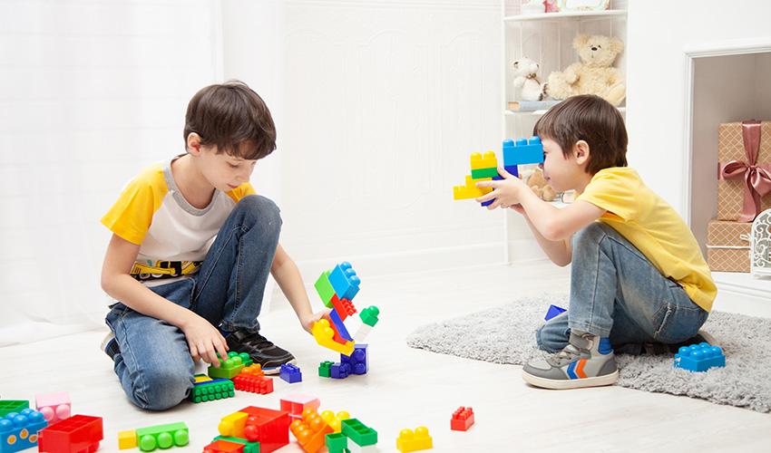giochi da fare in casa con i bimbi